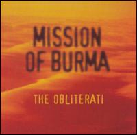 Okładka Mission Of Burma - The Obliterati