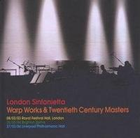 Okładka London Sinfonietta - Warp Works & Twentieth Century Masters