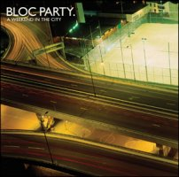 Okładka Bloc Party - A Weekend In The City