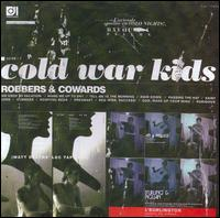 Okładka Cold War Kids - Robbers & Cowards