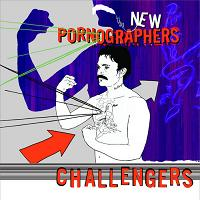 Okładka The New Pornographers - Challengers