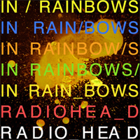 Okładka Radiohead - In Rainbows