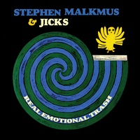 Okładka Stephen Malkmus & The Jicks - Real Emotional Trash