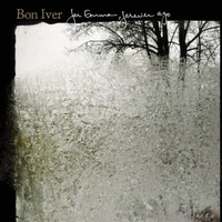 Okładka Bon Iver - For Emma, Forever Ago
