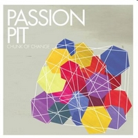 Okładka Passion Pit - Chunk Of Change [EP]