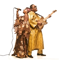 Okładka Amadou & Mariam - Welcome To Mali