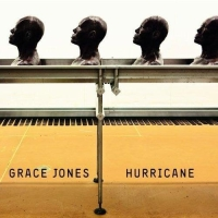Okładka Grace Jones - Hurricane