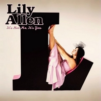 Okładka Lily Allen - It's Not Me, It's You!