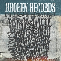 Okładka Broken Records - Until The Earth Begins To Part