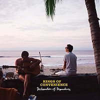 Okładka Kings Of Convenience - Declaration Of Dependence