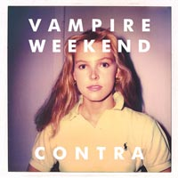 Okładka Vampire Weekend - Contra