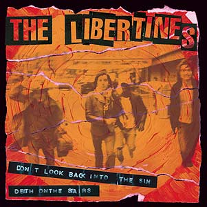 Okładka The Libertines - Don't Look Back Into The Sun [EP]