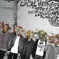 Okładka Local Natives - Gorilla Manor