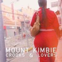 Okładka Mount Kimbie - Crooks & Lovers