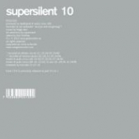 Okładka Supersilent - 10