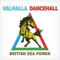 Okładka British Sea Power - Valhalla Dancehall
