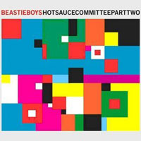 Okładka Beastie Boys - Hot Sauce Committee, Pt. 2