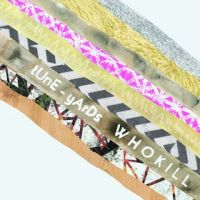 Okładka tUnE-YaRdS - w h o k i l l