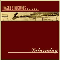 Okładka Saturnday - Fragile Structures