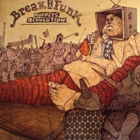 Okładka Break Da Funk - Muppets Revolution [EP]
