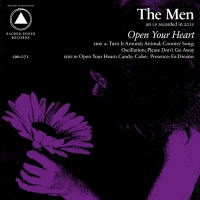 Okładka The Men - Open Your Heart