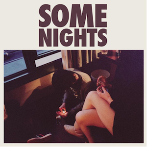 Okładka fun. - Some Nights