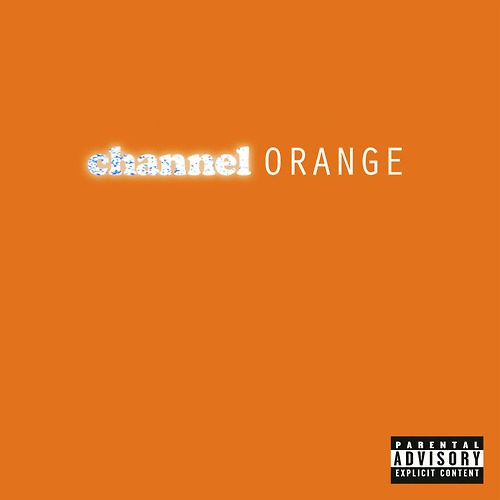 Okładka Frank Ocean - Channel Orange
