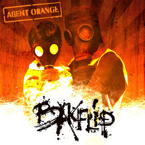 Okładka Bakflip - Agent Orange 2012