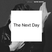 Okładka David Bowie - The Next Day