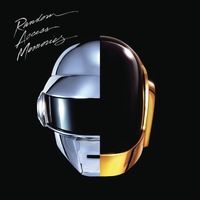 Okładka Daft Punk - Random Access Memories