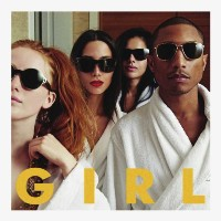 Okładka Pharrell Williams - G I R L