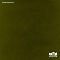 Okładka Kendrick Lamar - untitled unmastered.