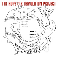 Okładka PJ Harvey - The Hope Six Demolition Project