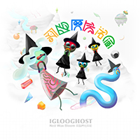 Okładka Iglooghost - Neo Wax Bloom