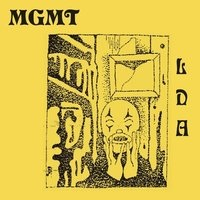 Okładka MGMT - Little Dark Age