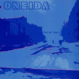Okładka Oneida - Secret Wars