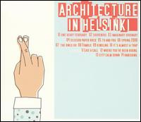 Okładka Architecture in Helsinki - Fingers Crossed