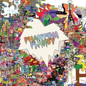 Okładka Phantom Planet - Phantom Planet