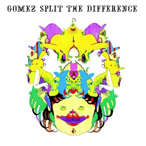 Okładka Gomez - Split The Difference
