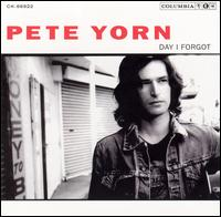 Okładka Pete Yorn - Day I Forgot