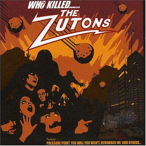 Okładka The Zutons - Who Killed The Zutons