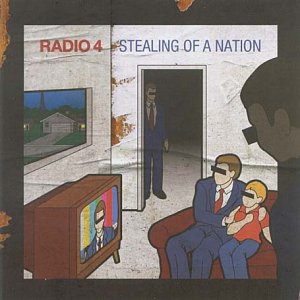Okładka Radio 4 - Stealing Of A Nation