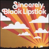 Okładka Black Lipstick - Sincerely Black Lipstick