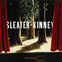 Okładka Sleater-Kinney - The Woods