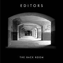 Okładka Editors - The Back Room
