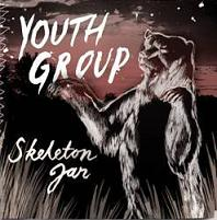 Okładka Youth Group - Skeleton Jar