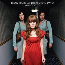 Okładka Jenny Lewis with The Watson Twins - Rabbit Fur Coat