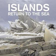 Okładka Islands - Return To The Sea