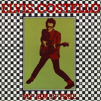 Okładka Elvis Costello - My Aim Is True