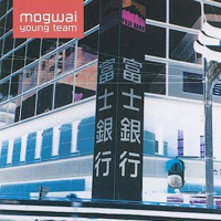 Okładka Mogwai - Young Team
